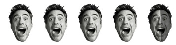 4.5 Robert Downey Heads