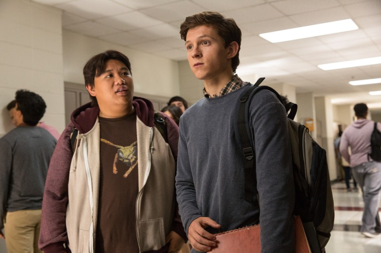 Jacob Batalon;Photographer select;Tom Holland